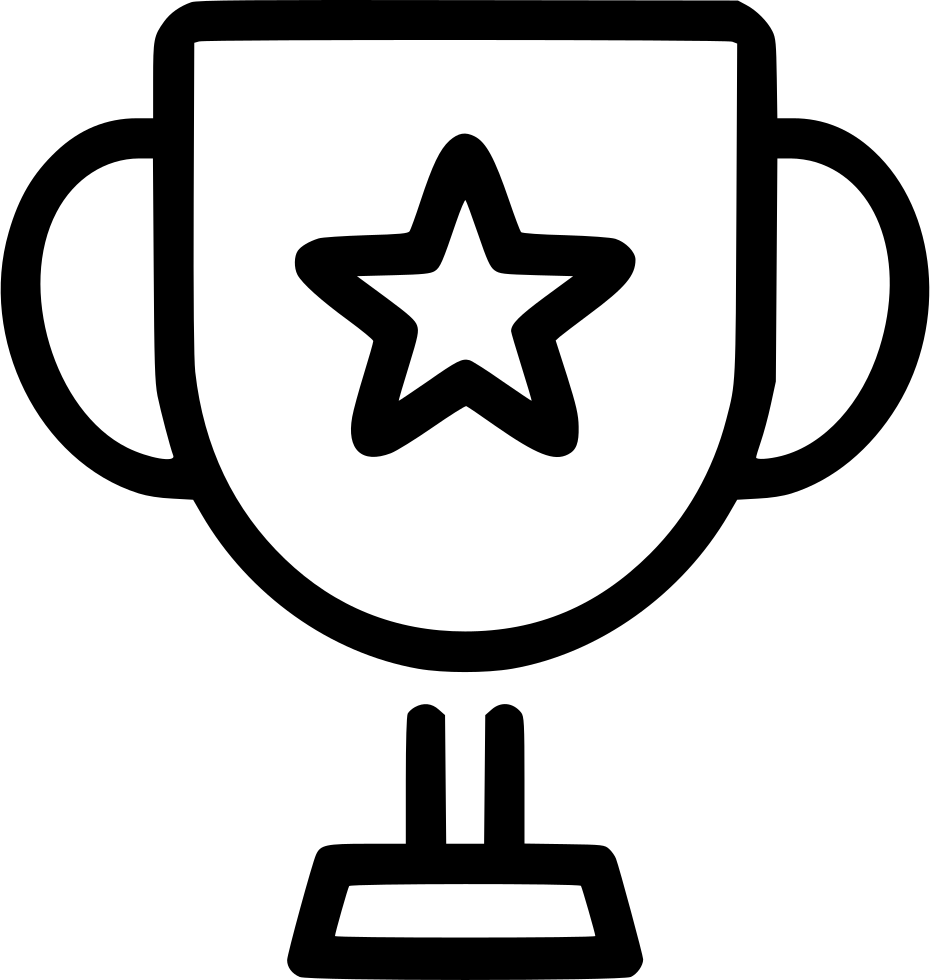 Award transparent achievement. Free icon png download