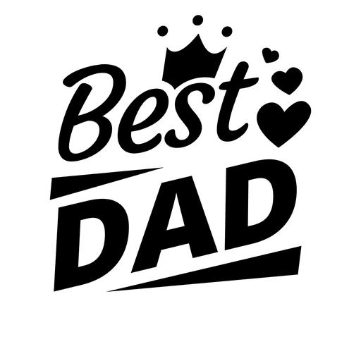 Mundo vector mejor papa. Best dad fathers day