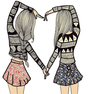 Best friend heart png. Friends by fabulous visuals