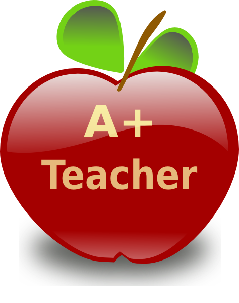 Teaching vector female teacher. Top five gifts for