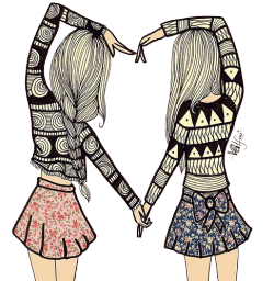 Bestfriend drawing. Pin by lexi rainy