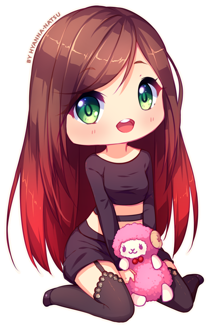 Bestfriend drawing color. Colored crayon chibi commission