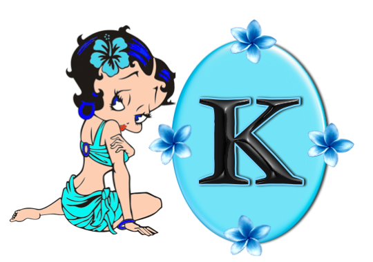 Betty boop letter png. Alphabet a z graphics