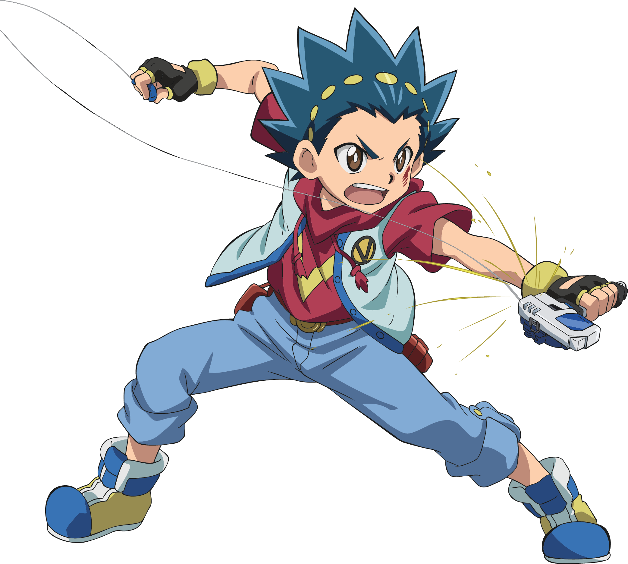 Beyblade burst png. Characters the official website