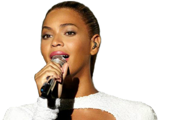 Sing drawing beyonce. Png tt by tamcarter