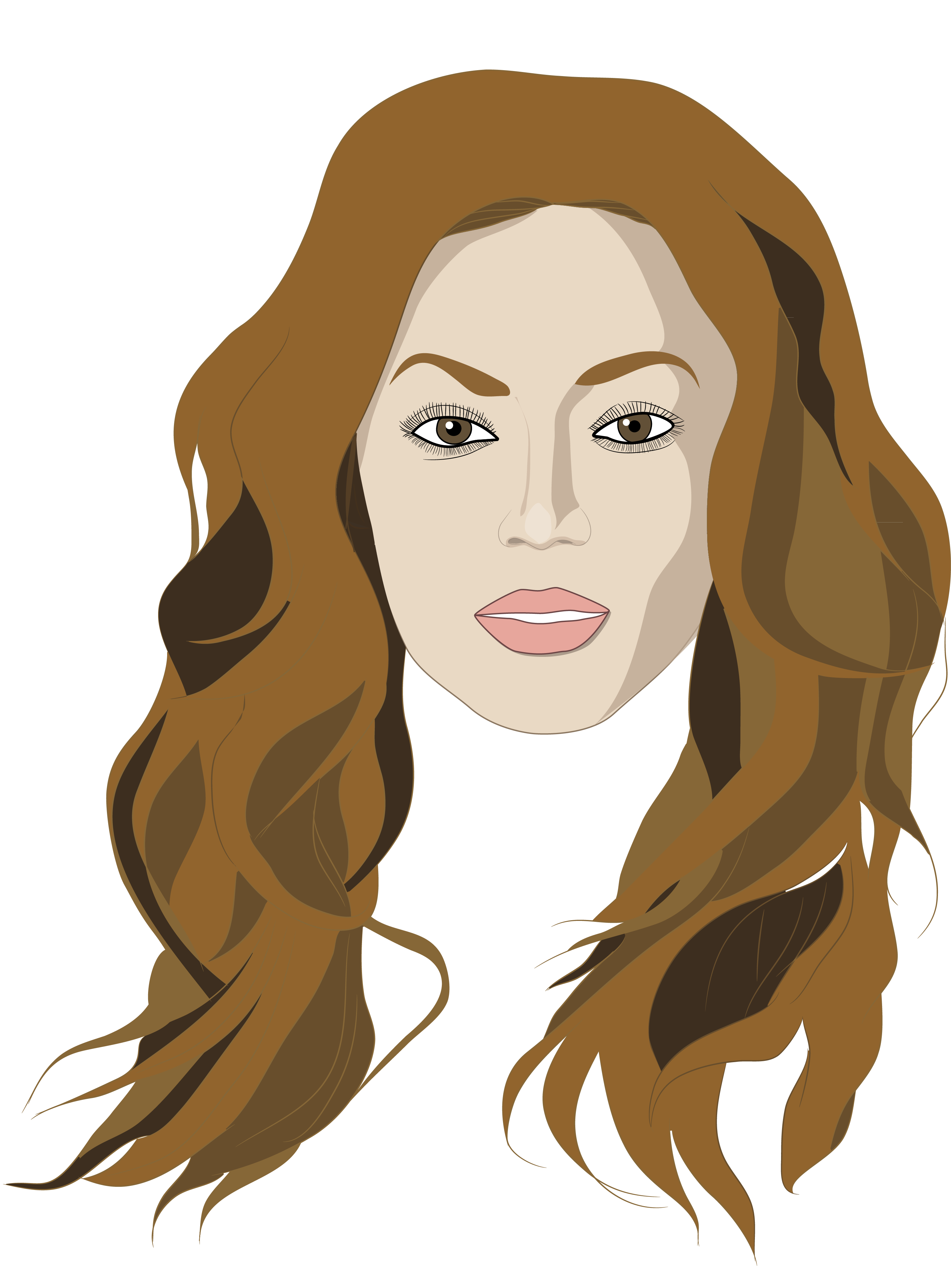 Images in pinterest adobe. Beyonce vector clip freeuse