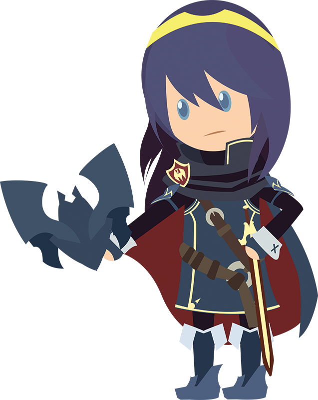 Beyonce vector chibi. Lucina by viraldrone on