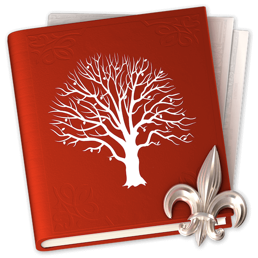 Entry vector rfa. Macfamilytree modern genealogy for