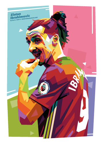 pop vector colorful