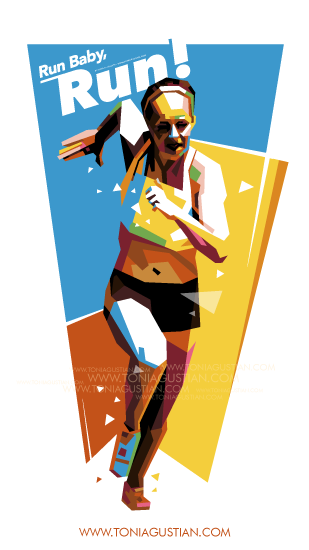 Pop vector colorful. All files wpap run