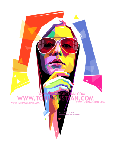 Beyonce vector wpap. I watch you on