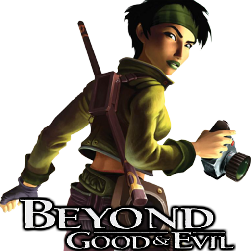 Beyond good and evil logo png. Dock icon by rich
