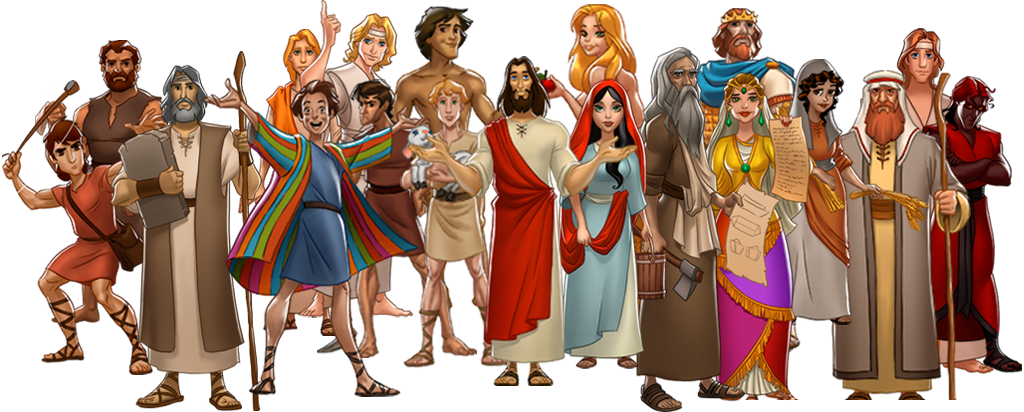 bible characters pictures bible characters transparent & png clipart free download - ywd