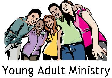New young adult tower. Bible clipart youth bible study graphic free stock