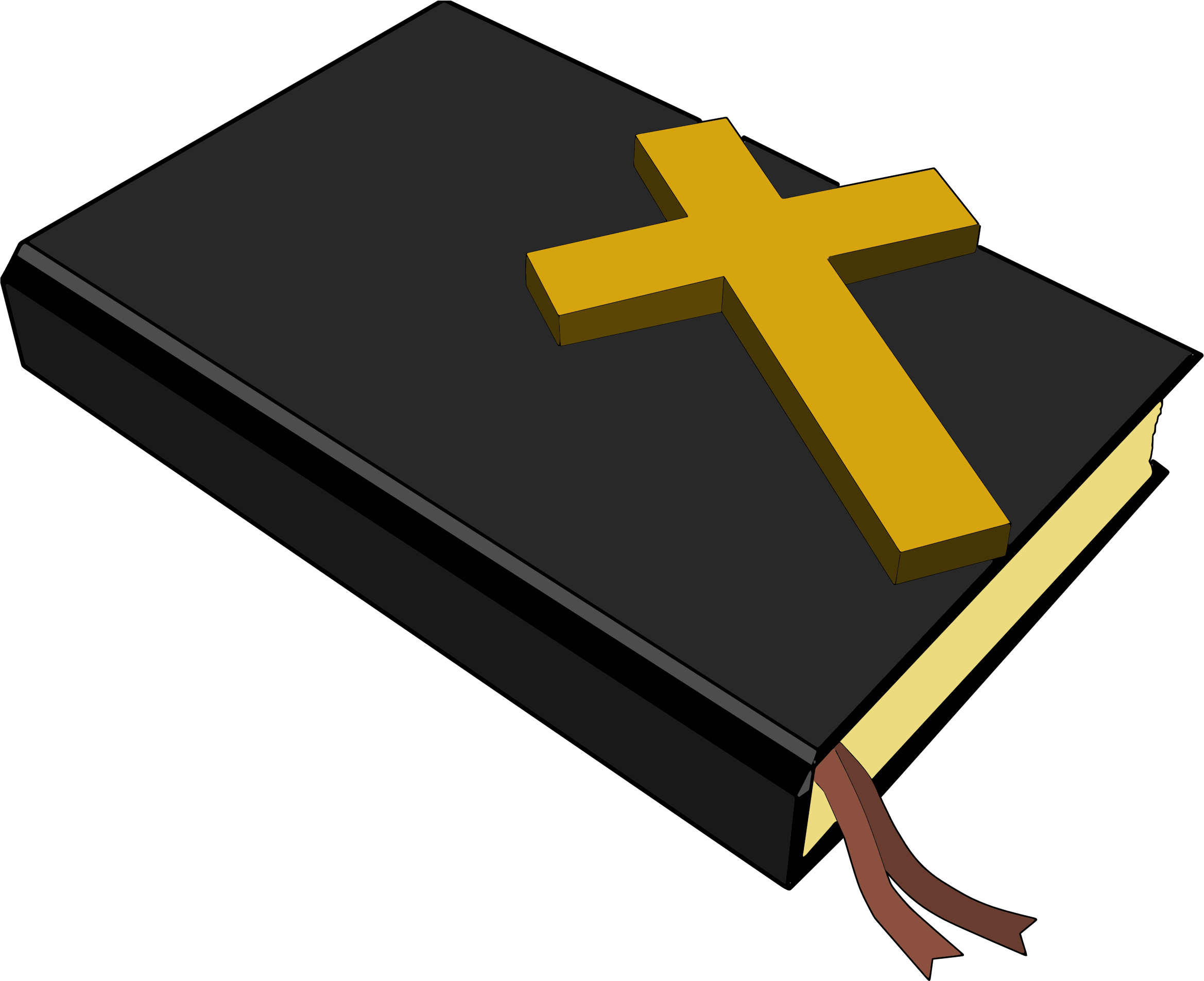 Bible .png. And cross icons png