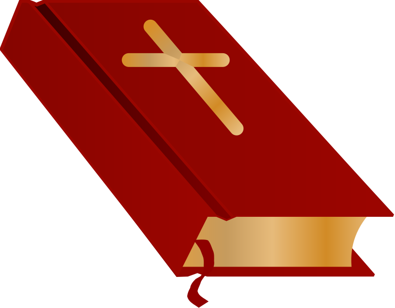 Bible png clipart. Brown