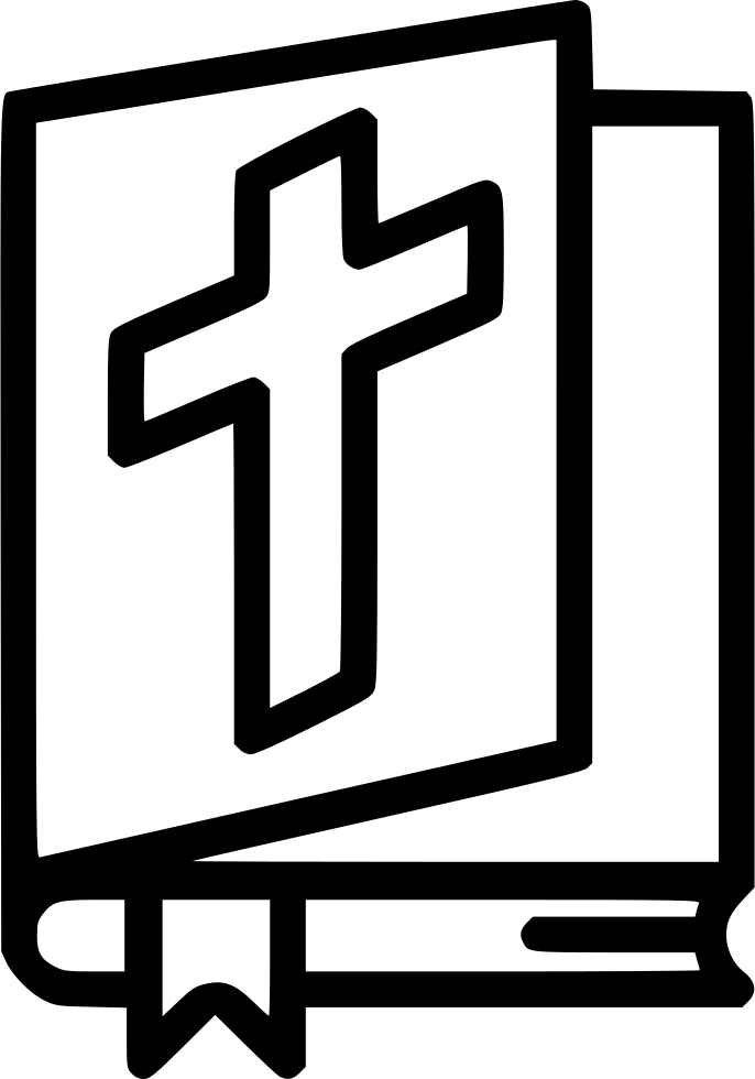 Bible svg file. Png icon free download