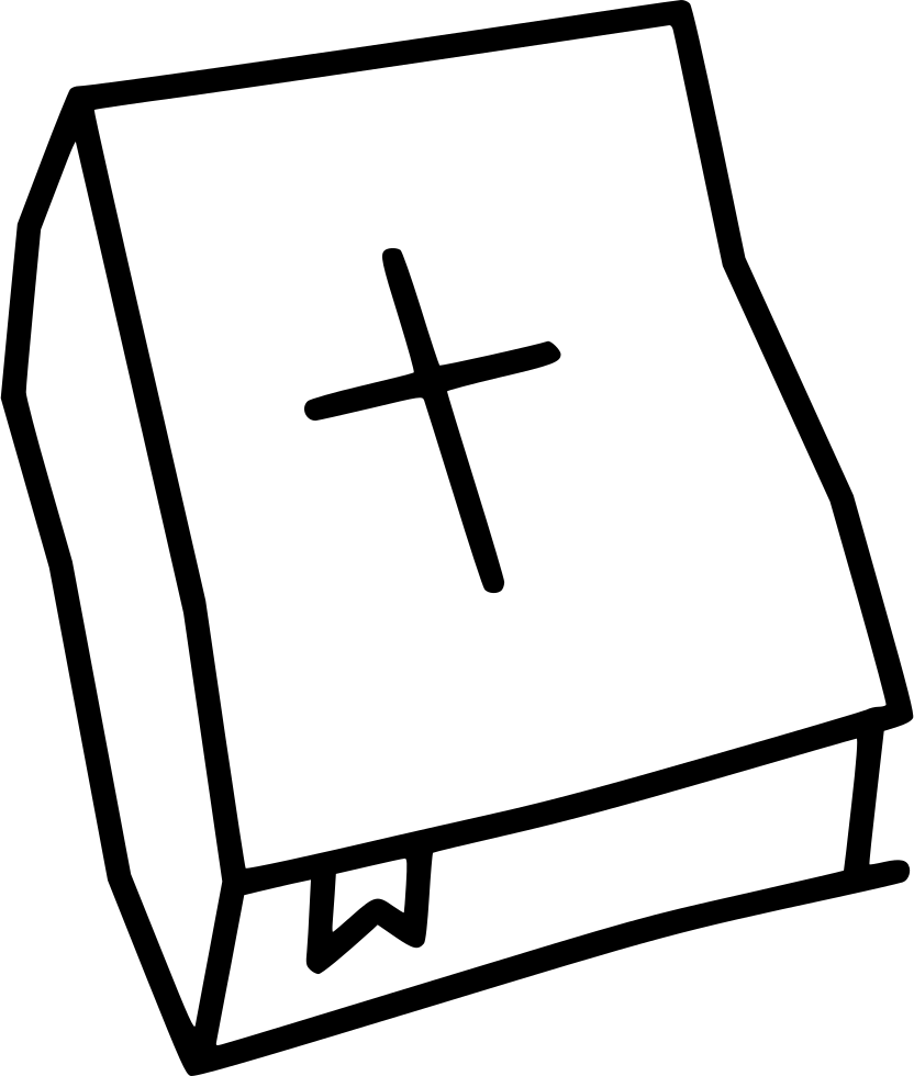 Bible svg holy. Cross christianity png icon