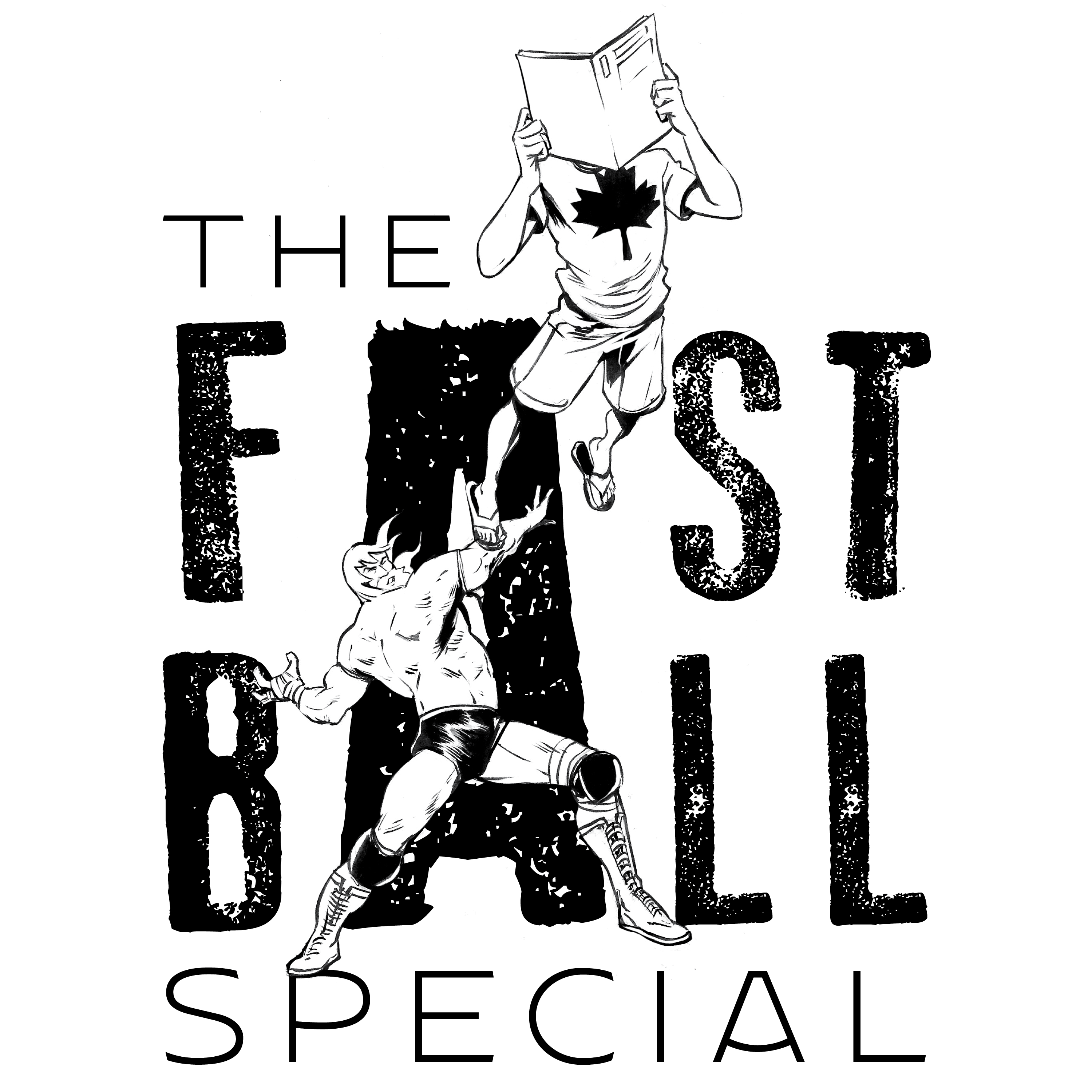 Biceps drawing comic. The fastball special by