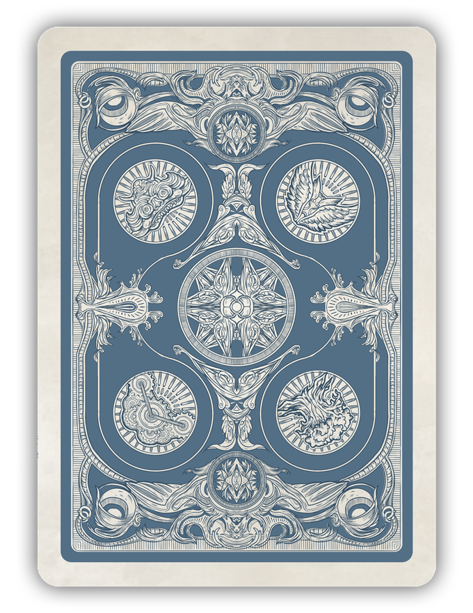 playing cards back png