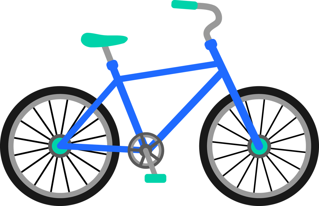 Bicycle cartoon png. Kids contest how your