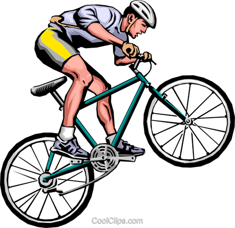 Cycling clipart mountain bike. At getdrawings com free png free stock