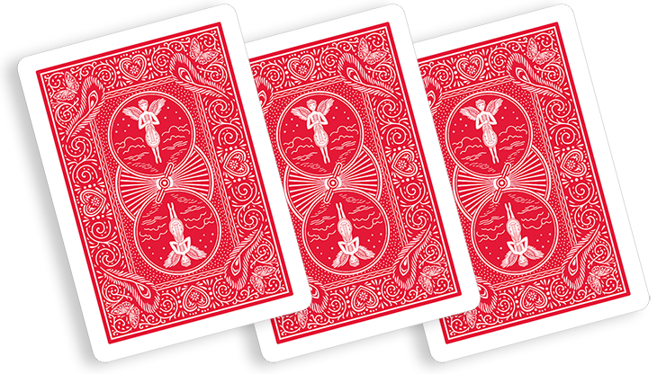 Playing cards back png. Bicycle mandolin