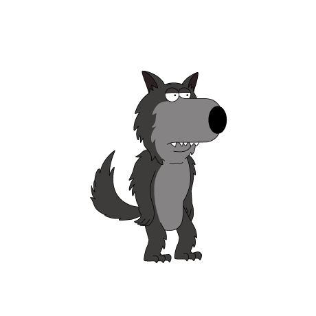 Big Bad Wolf Transparent Png Clipart Free Download Ya Webdesign