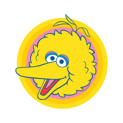 Big bird face png. Index of cdn sesamestreetbigbirdpng