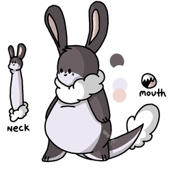 Big chungus clipart bid. Seellion auction open by