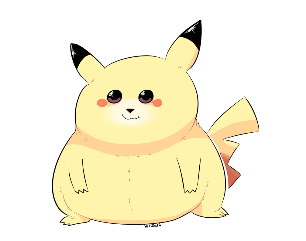 Big chungus clipart chunga. Generation pikachu be stupid