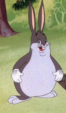 Big chungus png original. The vrchat legends wiki