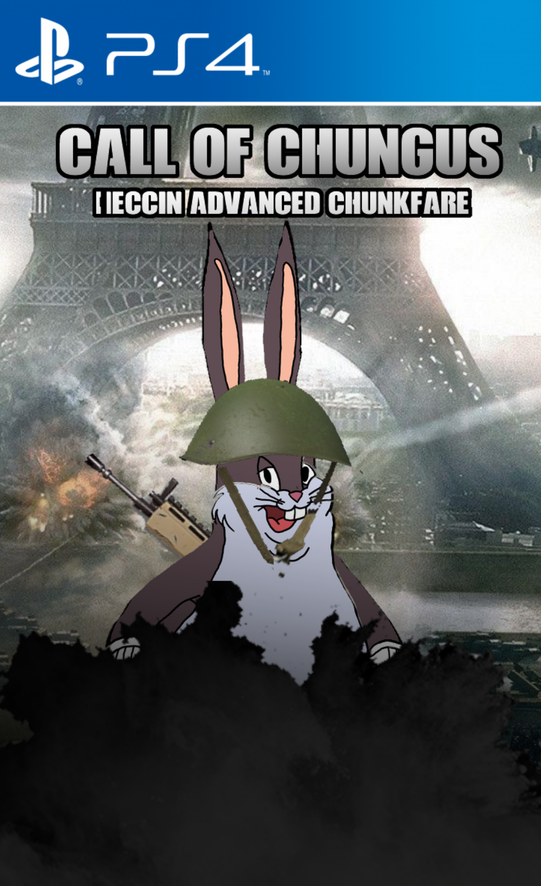 Big chungus png ps4. Call of know your