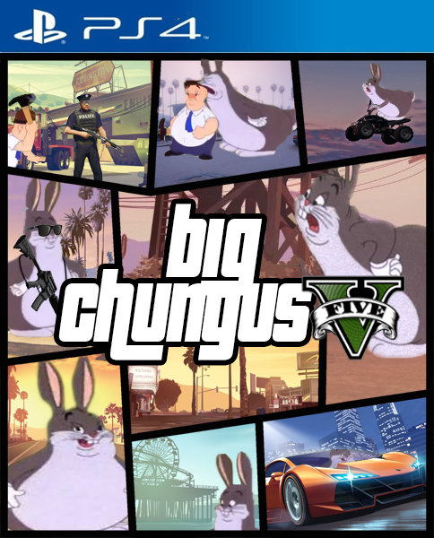 Big chungus png ps4. Know your meme various