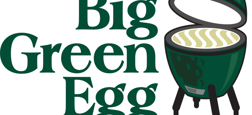 Big green egg logo png. Cook on memorial day