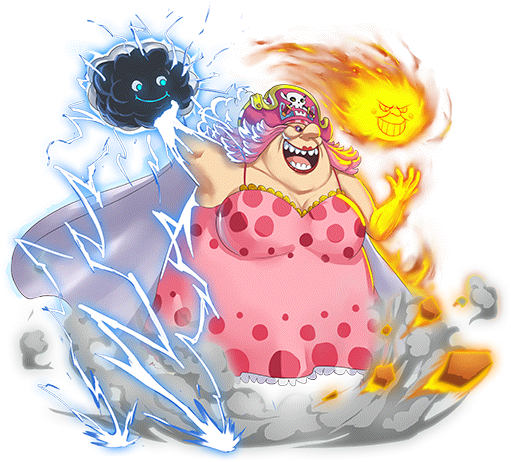 big mom one piece png