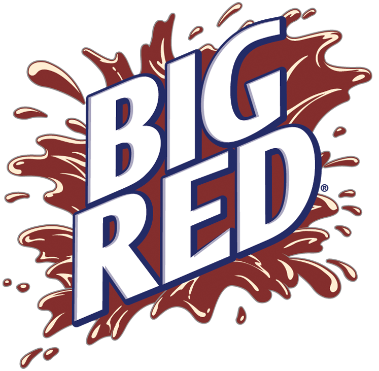 Big news png. Red logo large