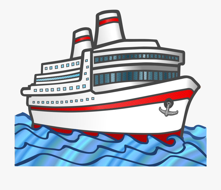 Big ship. Clipart cliparts for you