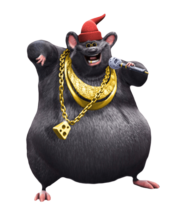 Png memes. Biggie cheese transparent stickpng