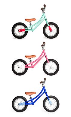 Bike clipart toddler bike. Go first push pink