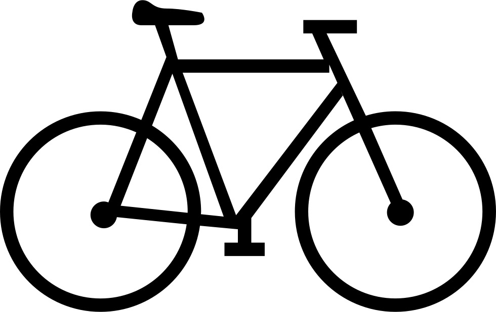 Png icon free download. Bike svg vector