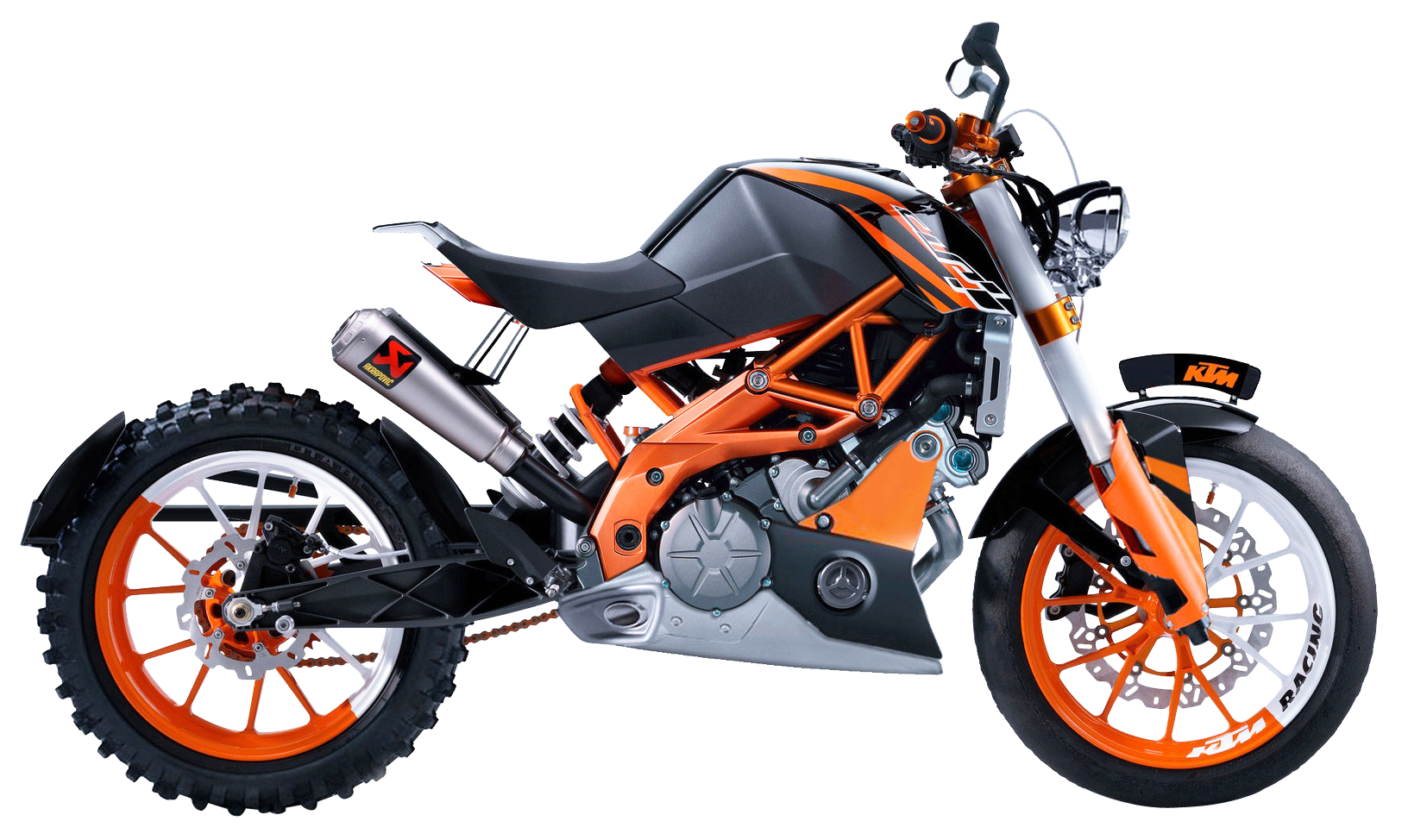 Bike png. Ktm duke sports image