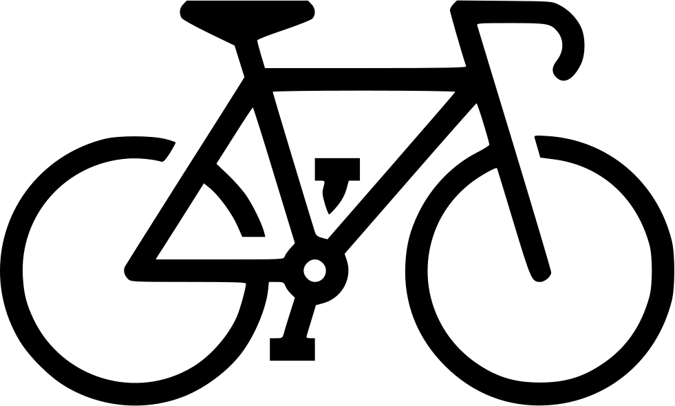 Toe clip fixed gear. Bike svg png icon