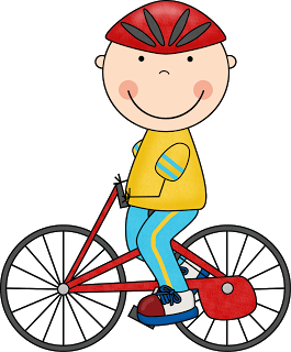 Bike clip rodeo. Kids clipart free download