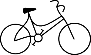 Portfolio drawing bicycle. Biking at getdrawings com