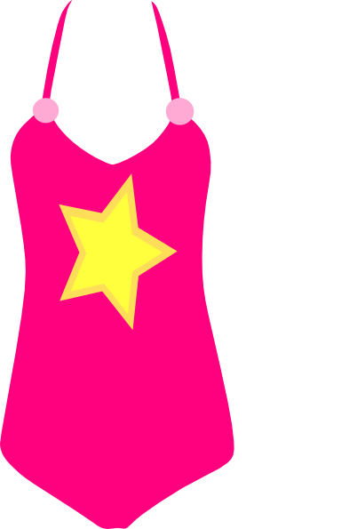 swimsuit clipart