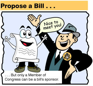 Bill clipart bill congress. Passing a government economics