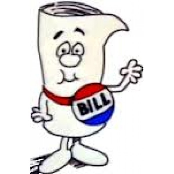 Bill clipart bill congress. I am just a