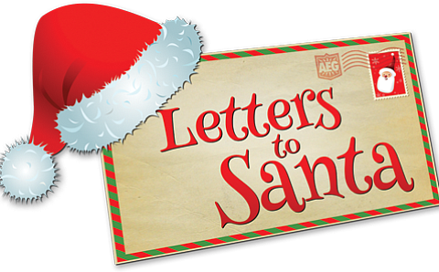 Bill clipart mailbox. Letters to santa town