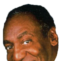 Bill cosby face png. Malloval s bucket photo